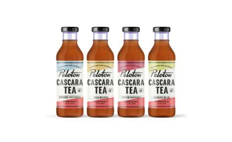 Bottled Coffee Fruit Teas