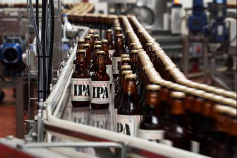Touring Lagunitas Brewery - Lagunitas Makes Beer That Tells a Story