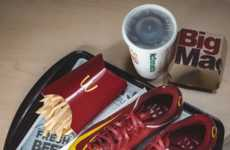 Fast Food-Themed Soccer Cleats