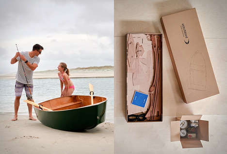 DIY Rowboat Kits