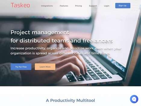 Distributed Team Management Platforms