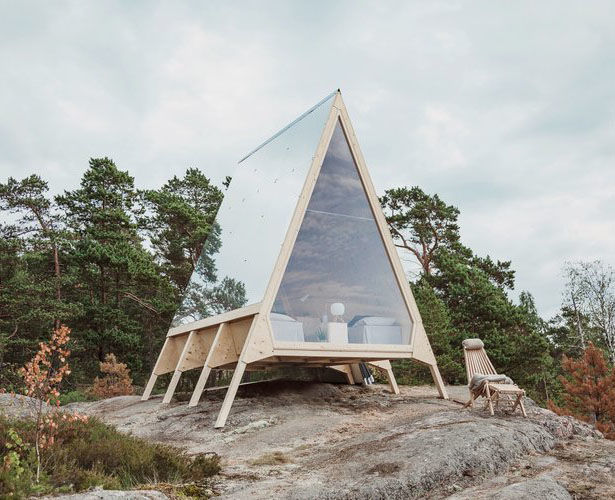 Sustainable Remote Living Cabins
