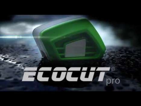 Wiper Blade-Rejuvinating Device - The ECOCUT Pro Eliminates the Need to Buy New Wiper Blades