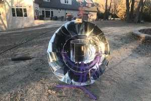 Fuel-Free Solar Cookers