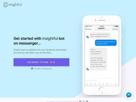 Mortgage Data Chatbots