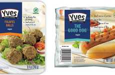 Prepackaged Vegan-Friendly Appetizers