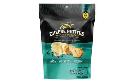 Protein-Packed Cheese Crisps