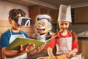 VR Cooking Toys