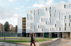 Metal-Clad Student Housing Projects
