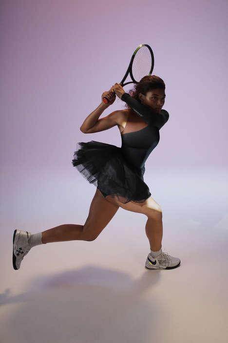 Athlete-Inspired Designer Sportswear