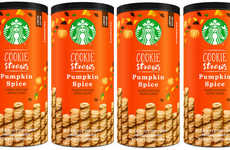 Coffee Brand Cookie Straws