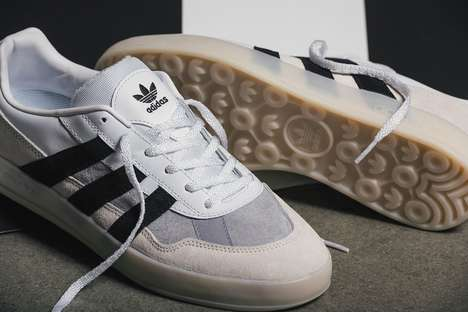Durable Celebratory Skateboarding Footwear - adidas' 'Aloha Super' Pays Tribute to Mark Gonzales