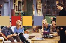 TV Show-Derived Color Palettes