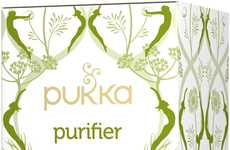 Radiance-Boosting Teas - The Newest Sachets of Tea by Pukka Replenish Vitamins & Nourish Skin