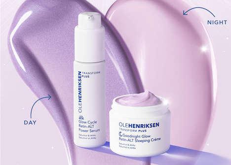 Preserving Retinol-Free Skincare