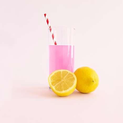 Lemonade-Like Beauty Supplements