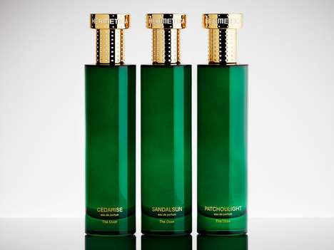 Personalized Alcohol-Free Fragrances - 'Hermetica' Helps to Match Consumers to Their Perfect Scent
