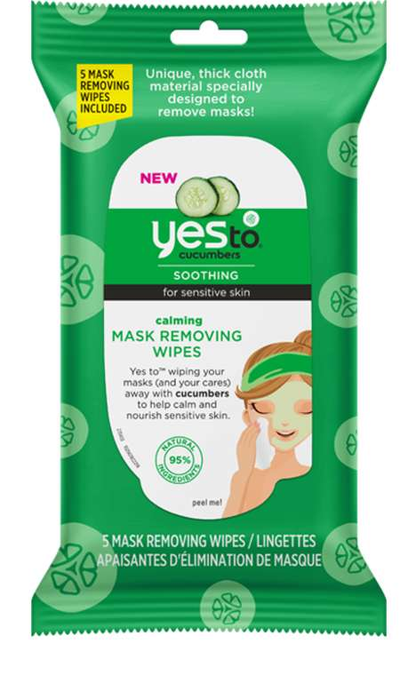 Face Mask-Removing Wipes