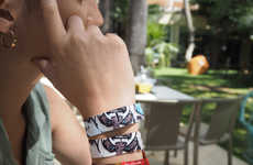 Room-Charging Resort Bracelets