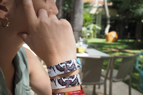 Room-Charging Resort Bracelets - Meliá Hotels' Bracelet Makes Purchases Outside of the Resort