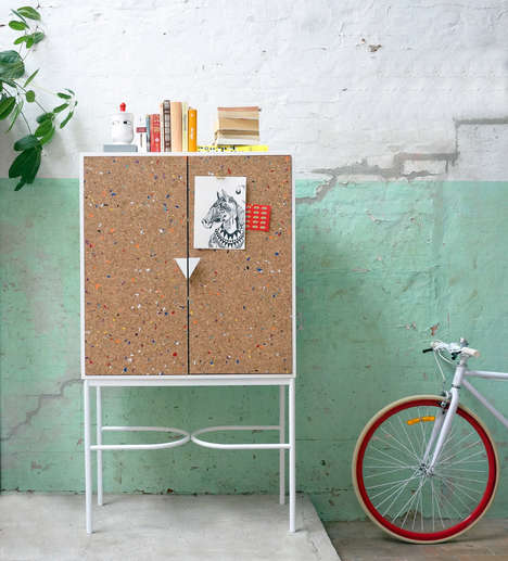 Notebook-Inspired Furniture
