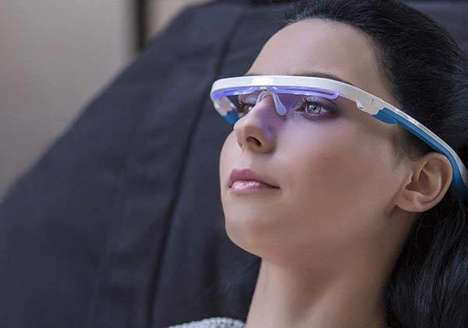 Energy Boosting Tech Glasses