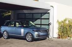 Luxury Plug-in Hybrid SUVs
