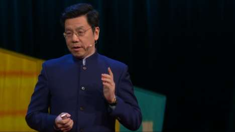 Coexisting with AI - Kai-Fu Lee's Keynote on Artificial Intelligence Reveals a Possible Relationship