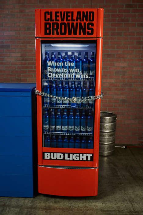 Celebratory Beer Fridges