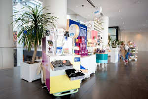 Entrepreneurial Concept Shops