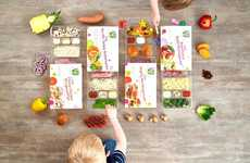 Kid-Friendly Meal Kits