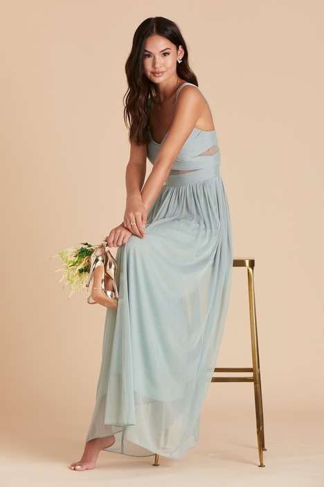 Cost-Conscious Bridesmaid Dresses