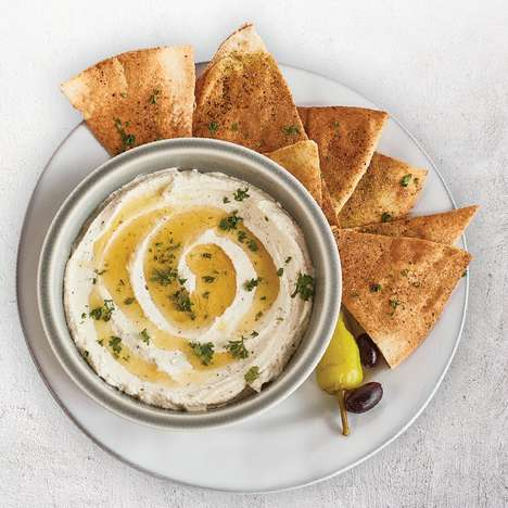 Whipped Feta Appetizers