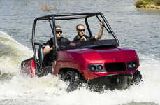 Water-Friendly Utility Vehicles