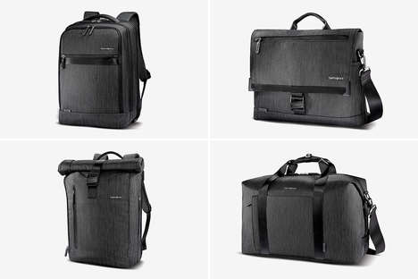 Reinforced Bulletproof Travel Bags