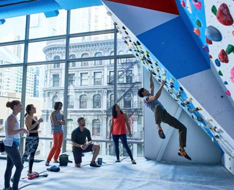 Trend maing image: Charitable Climbing Initiatives