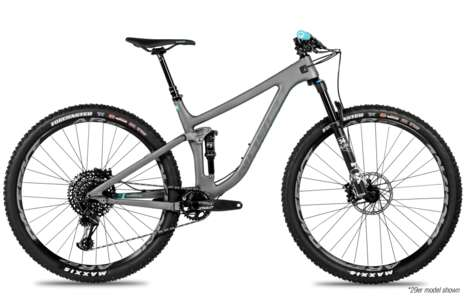 Uniquely Shaped Mountain Bikes