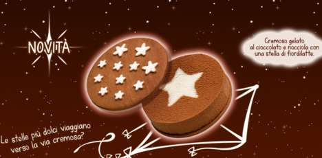 Celestial Chocolate Snacks