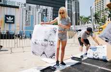 Underground Hip Hop Events - adidas Skateboarding & Journeys Hosted Thousands at Organized Concert