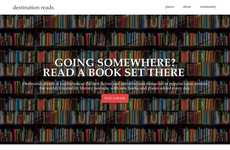 Literary Travel Inspiration Platforms