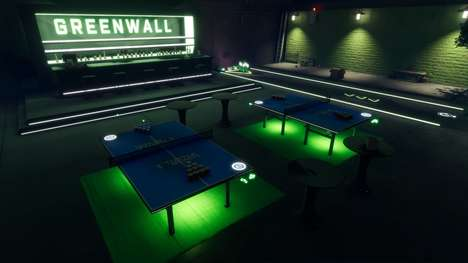 Immersive eSports VR Spaces - Greenwall Aims to Be the First eSports-Focused VR Social Space