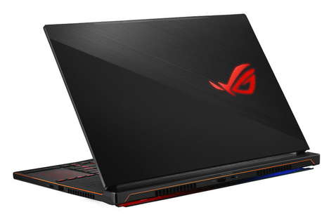 Thin Performance Gaming Laptops - The Asus Zephyrus S is the World's Thinnest Gaming Laptop