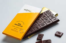Small-Batch Artisanal Chocolates