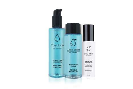 Oil Skincare Collections - Caryl Baker Visage's Oil-Focused Products Maintain a Balanced Complexion