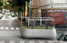 Connected Cubic Transportation Solutions