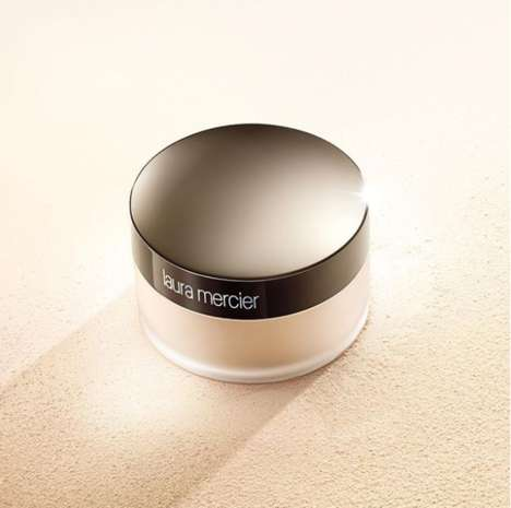 Glowing Translucent Finishing Powder - Laura Mercier released Translucent Loose Setting Powder –Glow