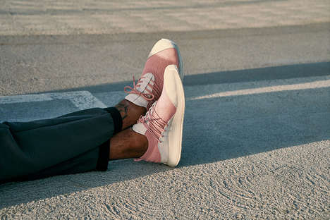 Stylish Everyday Trainers - LANE EIGHT's Trainer AD 1 is Performance-Driven & Aesthetically Pleasing