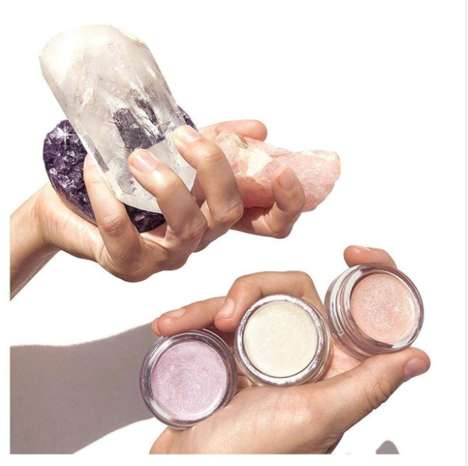 Crushed Crystal-Infused Luminizers