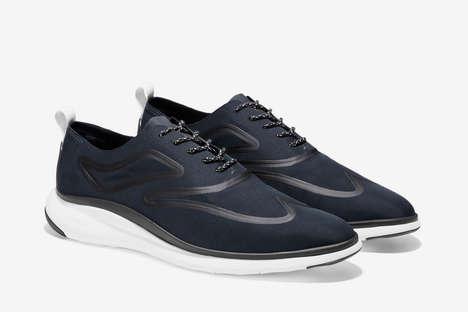 Oxford-Style Footwear Series