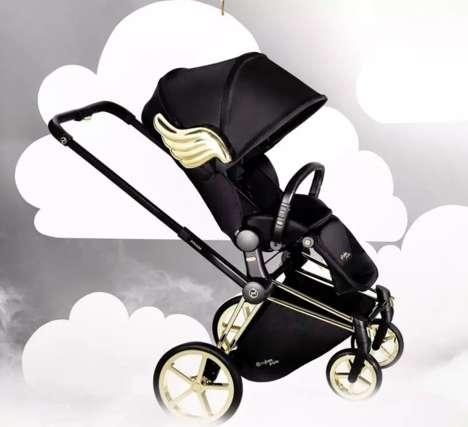 Luxurious Designer Baby Strollers